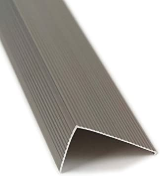 M D Building Products 25744 M D Ultra Sill Nosing 36 In L X 2 3 4 In W X 1 1 2 In H Quot Quot Satin Nickel Door Thresholds Amazon Com