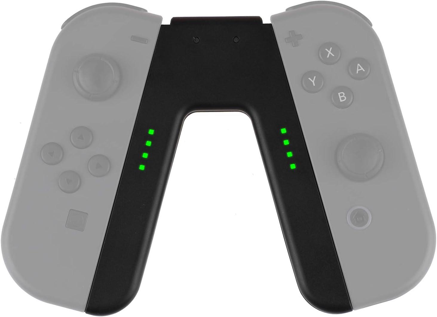 Joy Con Grip de carga, Ergo Comfort Joycon Grip para Nintendo Switch Joy-Con...: Amazon.es: Electrónica