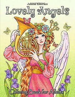 amazon fantasy kingdom coloring book for adults juliana emerson