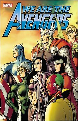 Amazon com: Avengers: We are the Avengers (9780785151548