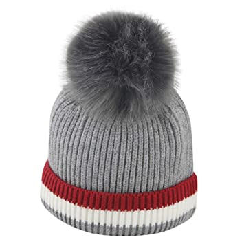 1f170675b65 Amazon.com  Baby Winter Warm Hat