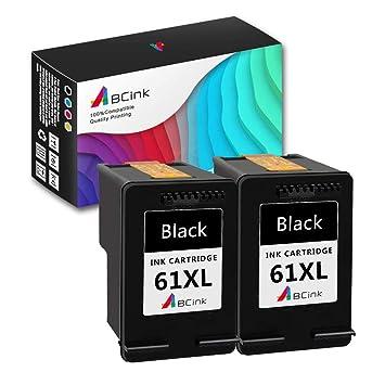 Amazon.com: ABCink - Cartucho de tinta para impresora HP ...