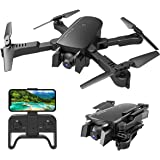 MIXI WiFi FPV Drones with Camera for Adults,...