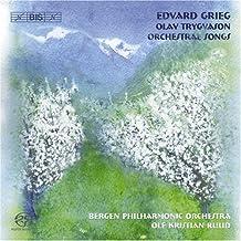 Grieg: Olav Trygason; Orchestral Songs [Hybrid SACD]