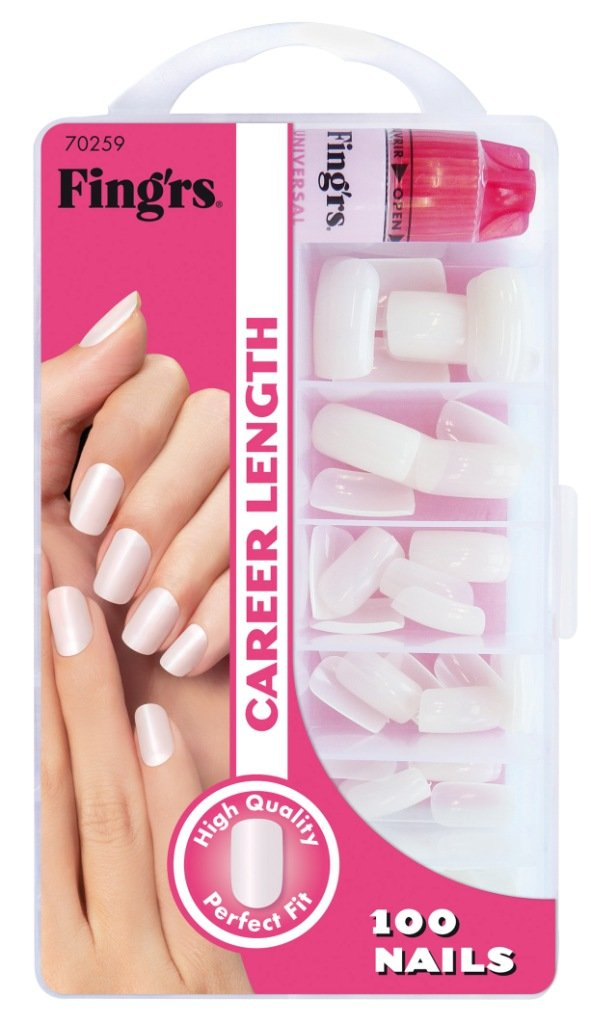 faux ongles auchan