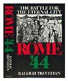 Rome '44, Raleigh Trevelyan, 0670606049