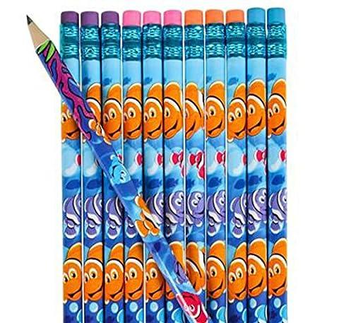 Clown fish Pencil - Play Kreative TM (Clownfish) - Fish Eraser