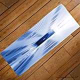 VROSELV Custom Towel Soft and Comfortable Beach Towel-room with rows of server hardware in the data center Design Hand Towel Bath Towels For Home Outdoor Travel Use 27.6''x11.8''