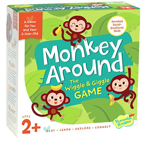Wiggle & Giggle Movement Game