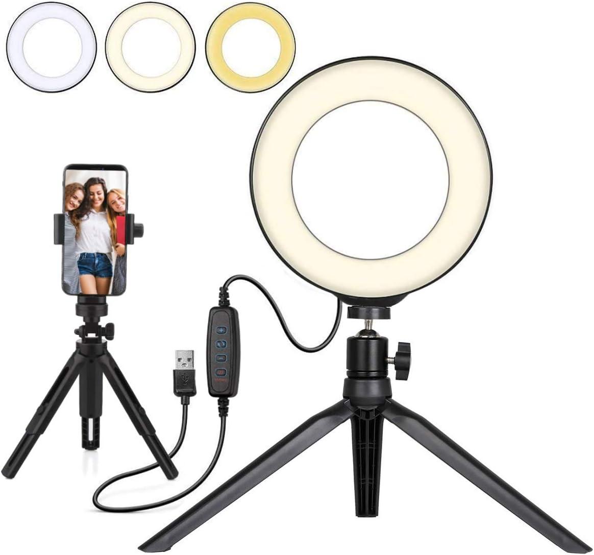 Beauty LED Ring Light 6