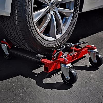 Youzee Car Truck 2500 lb Hydraulic Vehicle Automotive Moving Jack Dolly ( 1pair )