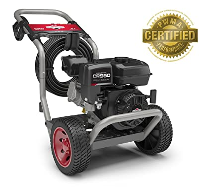 Briggs Stratton 20655 Gas Pressure Washer 3200 PSI 2 7 GPM 208cc OHV With Easy Start Technology