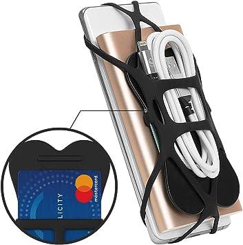 Sinjimoru - Arnés de Silicona para iPhone y Otros teléfonos ...