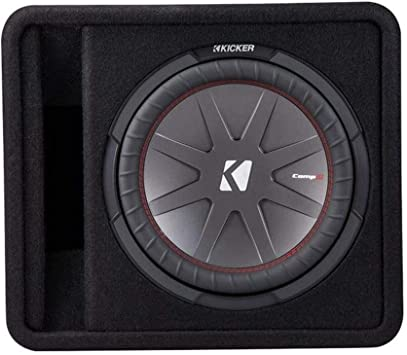 Kicker 43 vcwr122 Bass Reflex Caja vcompr12 Negro: Amazon.es: Electrónica