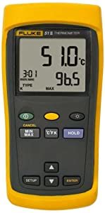 Fluke 51-2 Single Input