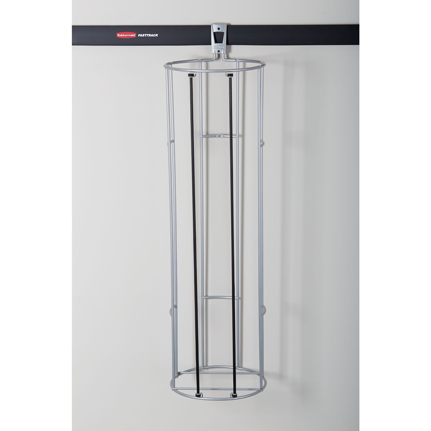 Galleon Rubbermaid Fasttrack Vertical Ball Rack 1784462