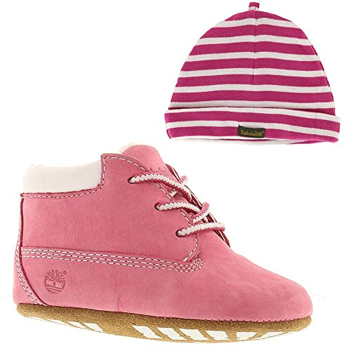 Timberland Crib Bootie with Hat, Bottes Mixte Enfant