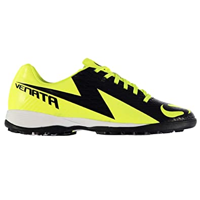 06b56f637c43ac Sondico Mens Venata Astro Turf Trainers Football Boots Sport Lace Up Shoe  Soccer  Amazon.co.uk  Shoes   Bags