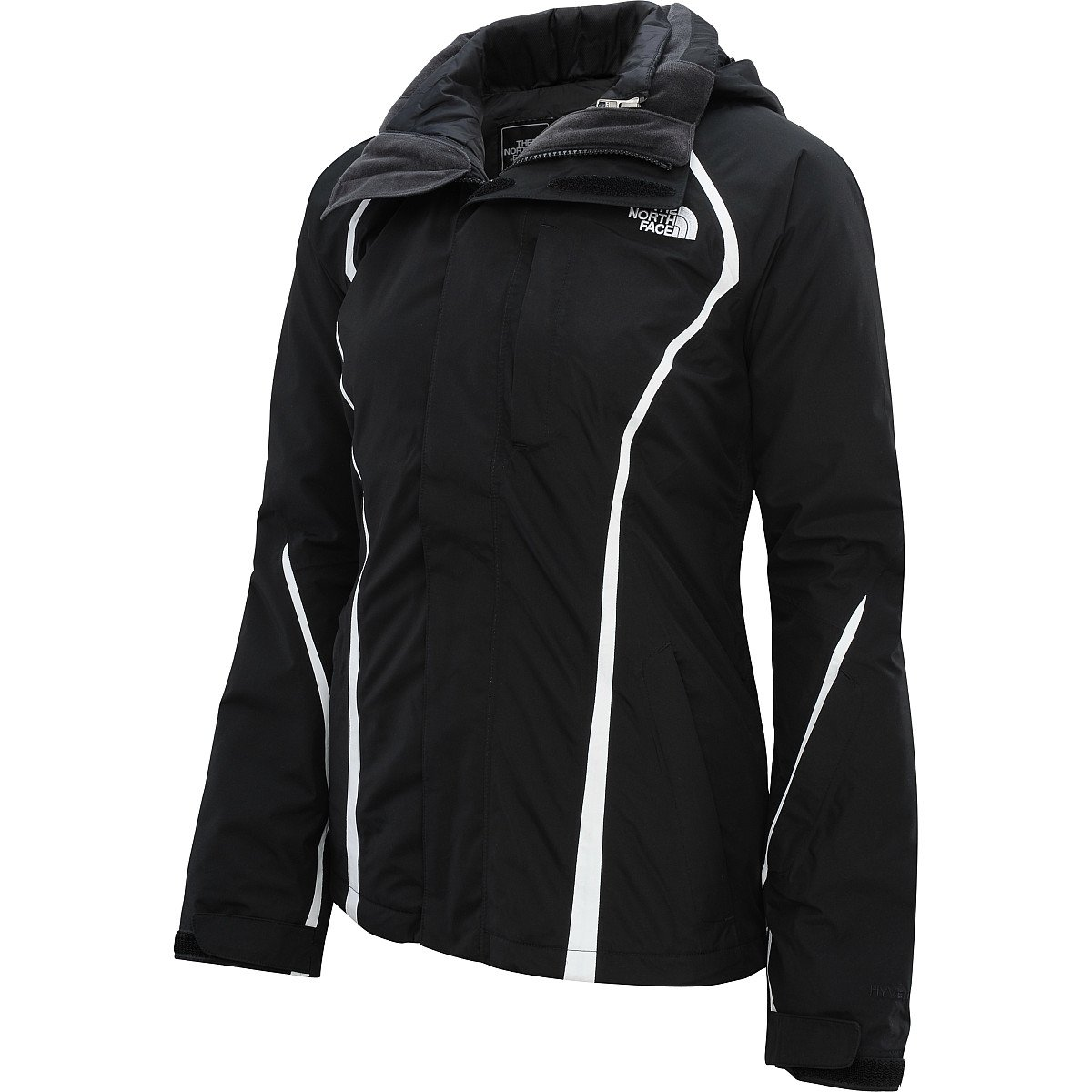 The North Face Womens Kira 2.0 Triclimate Jacket in TNF Black Medium