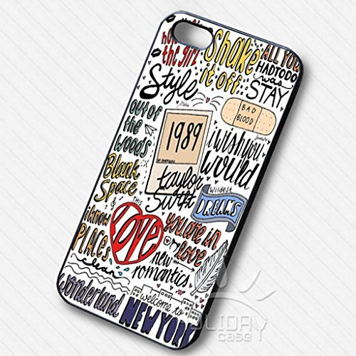Cool song collage art pour Coque Iphone 6 et Coque Iphone 6s Case D7B8SN