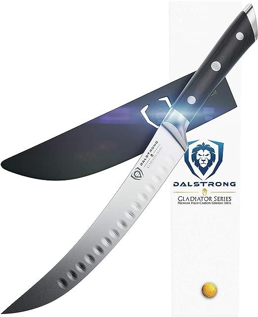 DALSTRONG cuchillo de carnicero para romper – Gladiador Series 8