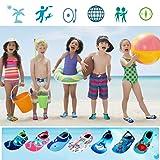 Bigib Toddler Kids Swim Water Shoes Quick Dry