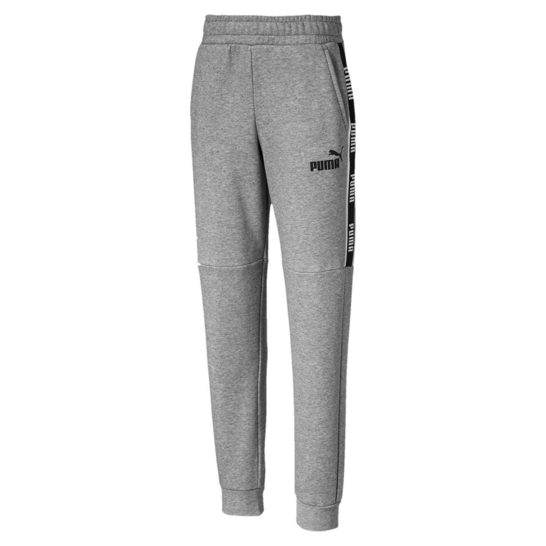 Puma Amplified Sweat FL Cl B Pantalon de Jogging Garçon