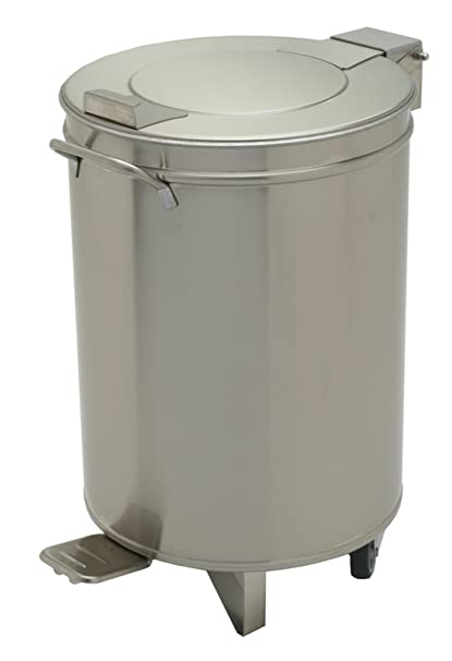 Cubo de basura Cubo de basura Acero inoxidable gastro ...