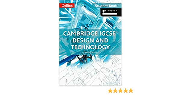 Cambridge Igcse Design And Technology Student Book Collins Cambridge Igcse Collins Uk 9780008124687 Amazon Com Books