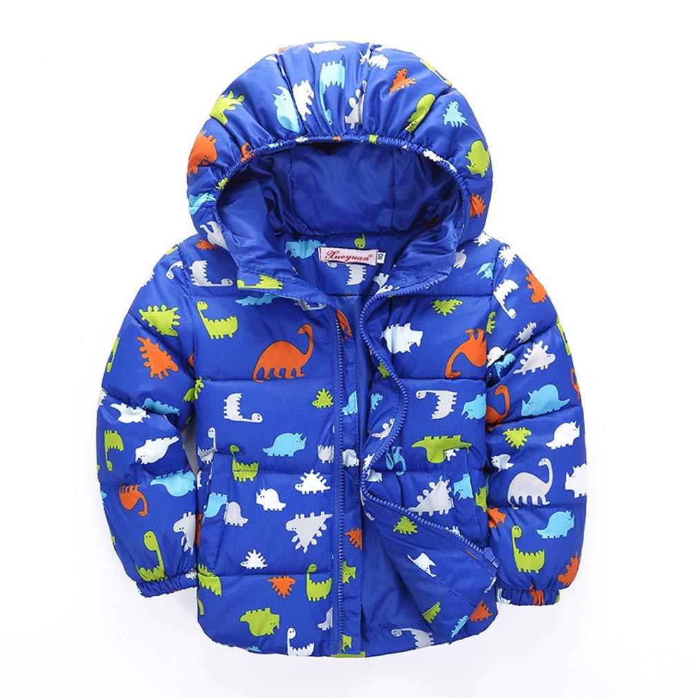 Kidslove Fashion Daunenjacke Kinder Winterjacke mit Kaputze