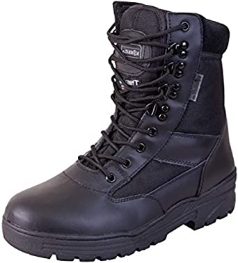Kombat Britsh Army Style Combat Black