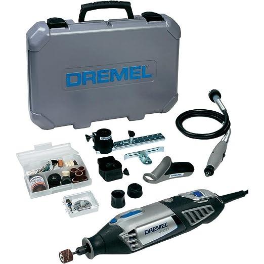211 opinioni per DREMEL 4000-4/65 Multiutensile a Filo (175 Watt), 4 Complementi, 65 Accessori