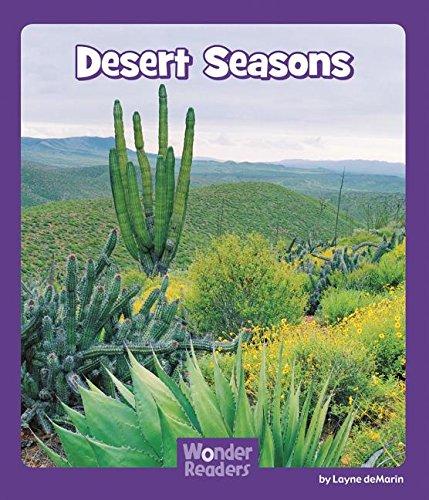 Desert Seasons (Wonder Readers: Science) by Capstone Press