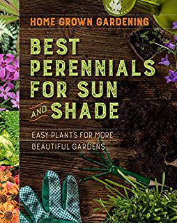 Book Cover: Best Perennials for Sun and Shade
