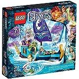LEGO® Elves - 41073 - Jeu De Construction - Le Bateau Magique De Naida Et Aira