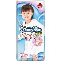 MamyPoko Air Fit Pants Girl, XXL, 26ct