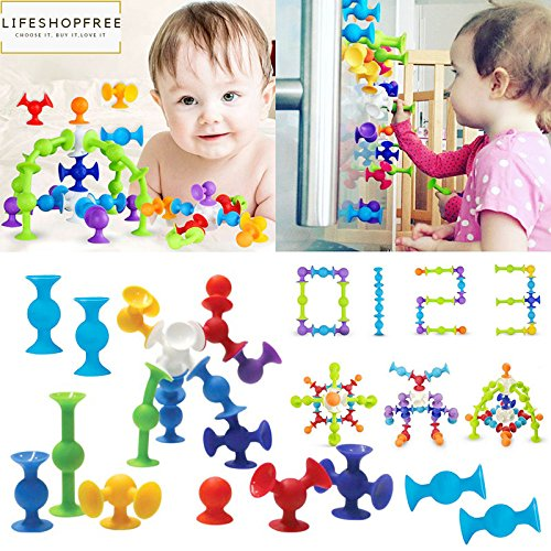 FidgetGear Toys Children Educational Toys Little Suckers Toys DIY Toys Pop Suckers from FidgetGear