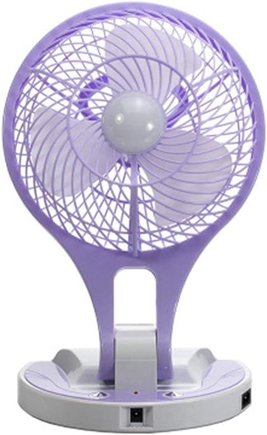 La única chica cool Mini ventilador Nuevo 8 pulgadas Lámpara de ...
