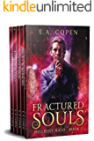 Hellbent Halo Complete Series Omnibus: Fractured Souls, Smoke & Mirrors, Devil's Due, Flesh & Blood, Hell To Pay