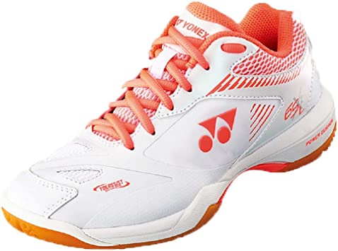 YONEX Chaussure de Badminton SHB 65X2dame BlancheOrange