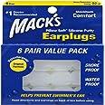 Protetor Auricular Mack's Pillowsoft 22db 6 Pares