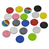 Gosear®20 x Silicone Analog Controller Thumb Stick Grips Cap Cover For PS3 Xbox 360 Xbox One Game Accessories Replacement Parts