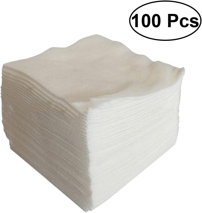 ultnice 100pcs estériles gasa Mull compresa Esponja para Herida Primeros Auxilios