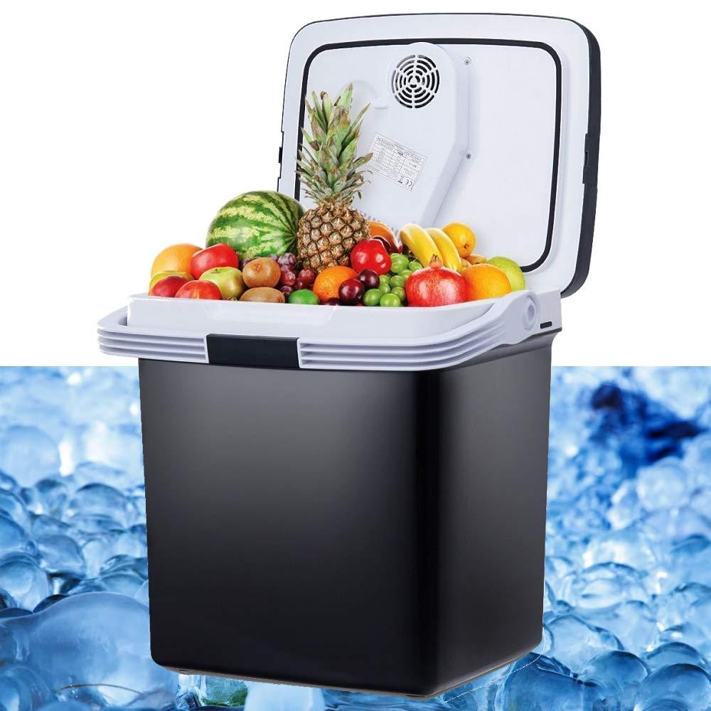 Hulaloveshop 26L Portable Multi-Use Refrigerator & Warmer Free & Fast Ship to US 5-7 Days