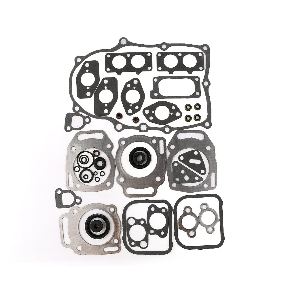 Engine Gasket set For Briggs & Stratton Nos. 807989 & 808390 New By Mopasen