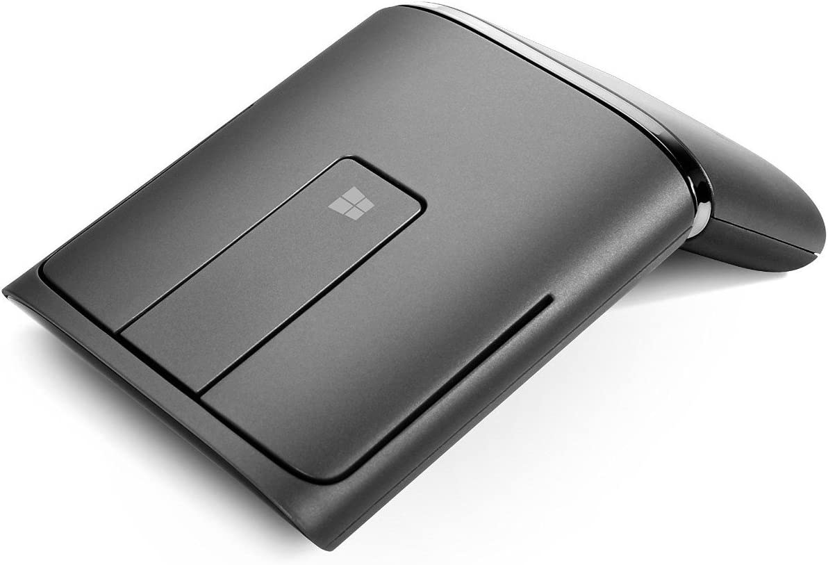 Lenovo 888015450 N700 Wireless and Bluetooth Mouse and Laser Pointer (Black) (Lenovo 888015450)