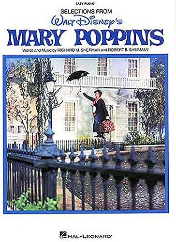 Walt Disneys Mary Poppins (Easy Piano). Partituras para Piano, Voz y Guitarra(Diagramas): Amazon.es: Instrumentos musicales