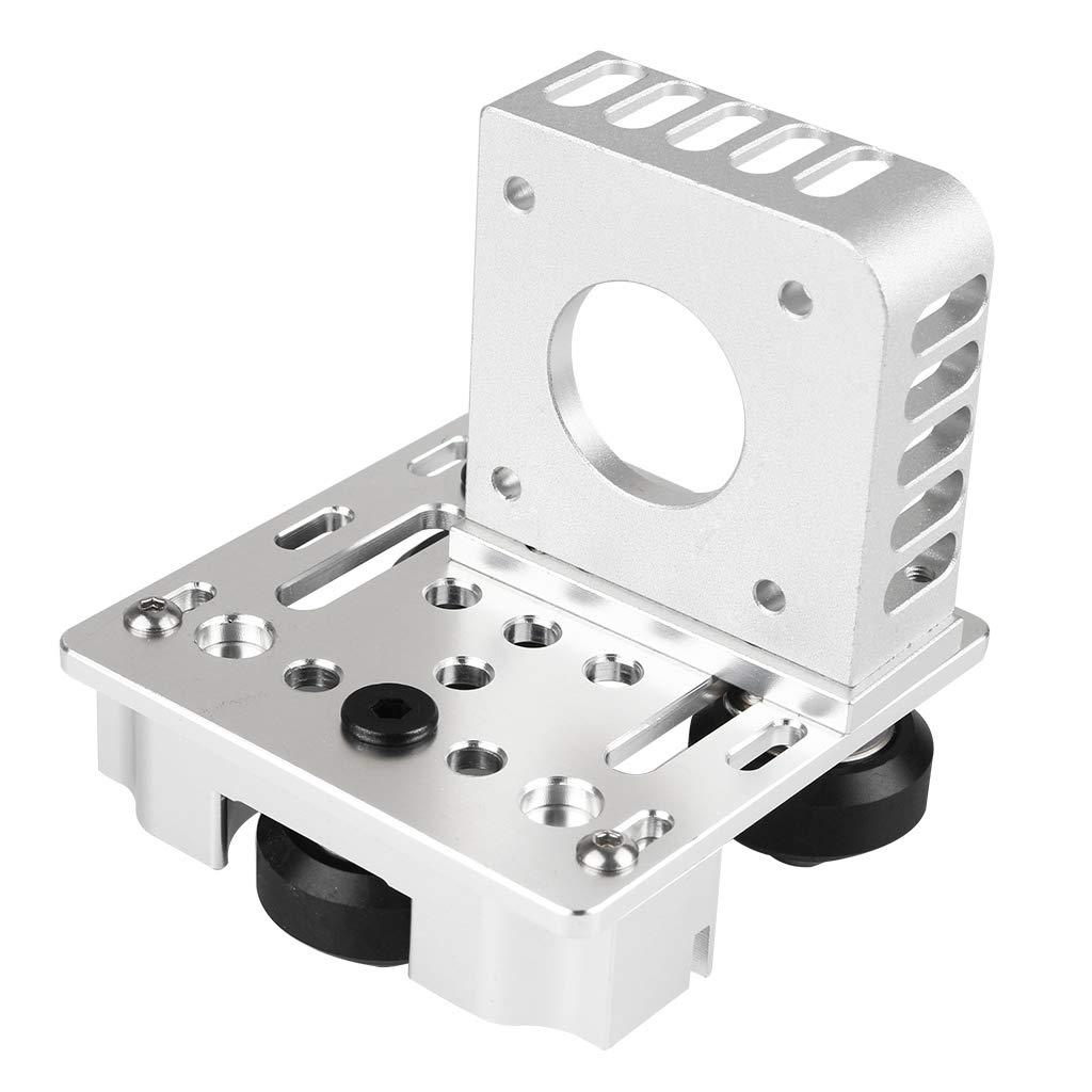 Chou Extrudeuse Aero Titan /à extr/émit/é chaude V-Slot pour pi/èces dimprimante Tarantula Tronxy 3D de laxe Y Profil dalliage daluminium 2020 argent