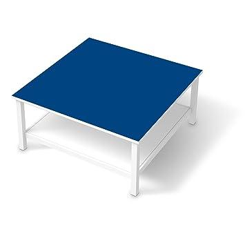 Möbel Aufkleber Folie Für Ikea Hemnes Couchtisch 90x90 Cm