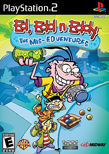 Ed, Edd 'n Eddy The Mis-Edventures - PlayStation 2